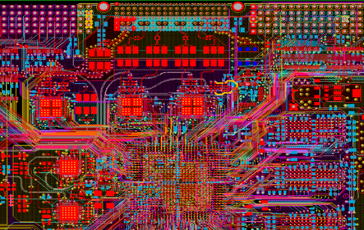 Zettaone Technologies - System Engineering, PCB Design, SI